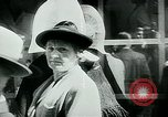 Image of Belgian civilians during Nazi occupation Brussels Belgium., 1940, second 24 stock footage video 65675072691