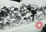 Image of Belgian civilians during Nazi occupation Brussels Belgium., 1940, second 40 stock footage video 65675072691