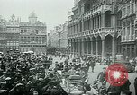 Image of Belgian civilians during Nazi occupation Brussels Belgium., 1940, second 48 stock footage video 65675072691