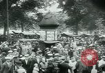 Image of Belgian civilians during Nazi occupation Brussels Belgium., 1940, second 59 stock footage video 65675072691