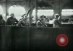Image of Nazi train and German soldiers arrive at Paris train station Paris France, 1940, second 26 stock footage video 65675072692