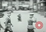 Image of Nazi train and German soldiers arrive at Paris train station Paris France, 1940, second 45 stock footage video 65675072692
