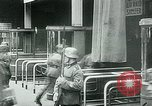 Image of Nazi train and German soldiers arrive at Paris train station Paris France, 1940, second 50 stock footage video 65675072692
