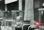 Image of Nazi train and German soldiers arrive at Paris train station Paris France, 1940, second 51 stock footage video 65675072692
