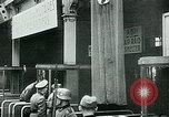 Image of Nazi train and German soldiers arrive at Paris train station Paris France, 1940, second 53 stock footage video 65675072692