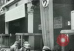 Image of Nazi train and German soldiers arrive at Paris train station Paris France, 1940, second 54 stock footage video 65675072692