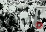 Image of French civilians listen to German propaganda broadcast Paris France, 1940, second 14 stock footage video 65675072694