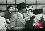 Image of French civilians listen to German propaganda broadcast Paris France, 1940, second 44 stock footage video 65675072694