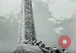 Image of French disassemble Paris defenses during German occupation Paris France, 1940, second 3 stock footage video 65675072695