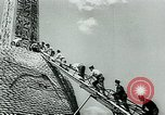Image of French disassemble Paris defenses during German occupation Paris France, 1940, second 6 stock footage video 65675072695