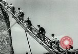 Image of French disassemble Paris defenses during German occupation Paris France, 1940, second 9 stock footage video 65675072695