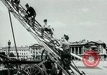 Image of French disassemble Paris defenses during German occupation Paris France, 1940, second 11 stock footage video 65675072695