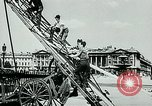 Image of French disassemble Paris defenses during German occupation Paris France, 1940, second 12 stock footage video 65675072695