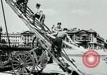 Image of French disassemble Paris defenses during German occupation Paris France, 1940, second 13 stock footage video 65675072695