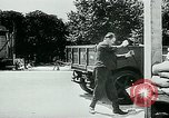 Image of French disassemble Paris defenses during German occupation Paris France, 1940, second 22 stock footage video 65675072695