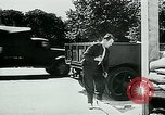 Image of French disassemble Paris defenses during German occupation Paris France, 1940, second 24 stock footage video 65675072695