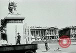 Image of French disassemble Paris defenses during German occupation Paris France, 1940, second 30 stock footage video 65675072695