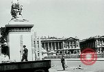 Image of French disassemble Paris defenses during German occupation Paris France, 1940, second 31 stock footage video 65675072695