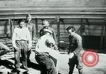 Image of French disassemble Paris defenses during German occupation Paris France, 1940, second 33 stock footage video 65675072695