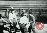 Image of French disassemble Paris defenses during German occupation Paris France, 1940, second 35 stock footage video 65675072695