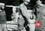 Image of French disassemble Paris defenses during German occupation Paris France, 1940, second 42 stock footage video 65675072695
