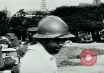 Image of French disassemble Paris defenses during German occupation Paris France, 1940, second 47 stock footage video 65675072695
