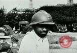 Image of French disassemble Paris defenses during German occupation Paris France, 1940, second 48 stock footage video 65675072695