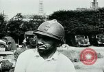 Image of French disassemble Paris defenses during German occupation Paris France, 1940, second 49 stock footage video 65675072695