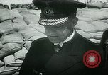 Image of Admiral Erich Raeder France, 1940, second 22 stock footage video 65675072697