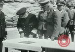 Image of Admiral Erich Raeder France, 1940, second 23 stock footage video 65675072697