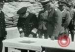 Image of Admiral Erich Raeder France, 1940, second 24 stock footage video 65675072697