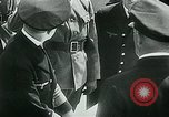 Image of Admiral Erich Raeder France, 1940, second 25 stock footage video 65675072697