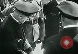 Image of Admiral Erich Raeder France, 1940, second 27 stock footage video 65675072697