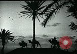 Image of Camels in Muslim lands of  Eurasia and Africa Middle East, 1936, second 41 stock footage video 65675072698