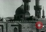 Image of Madrassa Islamic school outside a mosque Middle East, 1936, second 39 stock footage video 65675072701