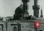 Image of Madrassa Islamic school outside a mosque Middle East, 1936, second 42 stock footage video 65675072701