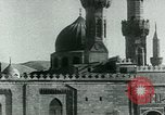 Image of Madrassa Islamic school outside a mosque Middle East, 1936, second 43 stock footage video 65675072701