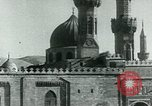 Image of Madrassa Islamic school outside a mosque Middle East, 1936, second 44 stock footage video 65675072701