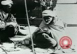 Image of Madrassa Islamic school outside a mosque Middle East, 1936, second 61 stock footage video 65675072701