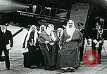 Image of Royal Dutch Airline Fokker VIII airplane Middle East, 1936, second 24 stock footage video 65675072703