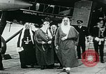 Image of Royal Dutch Airline Fokker VIII airplane Middle East, 1936, second 25 stock footage video 65675072703