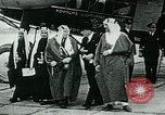 Image of Royal Dutch Airline Fokker VIII airplane Middle East, 1936, second 27 stock footage video 65675072703