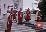 Image of palace guards Tunis Tunisia, 1959, second 8 stock footage video 65675072714