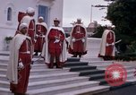 Image of palace guards Tunis Tunisia, 1959, second 13 stock footage video 65675072714