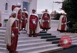 Image of palace guards Tunis Tunisia, 1959, second 25 stock footage video 65675072714