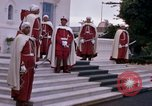 Image of palace guards Tunis Tunisia, 1959, second 26 stock footage video 65675072714
