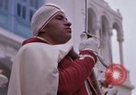 Image of palace guards Tunis Tunisia, 1959, second 32 stock footage video 65675072714