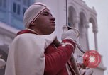 Image of palace guards Tunis Tunisia, 1959, second 33 stock footage video 65675072714