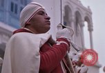 Image of palace guards Tunis Tunisia, 1959, second 34 stock footage video 65675072714