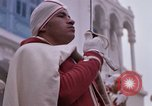 Image of palace guards Tunis Tunisia, 1959, second 35 stock footage video 65675072714